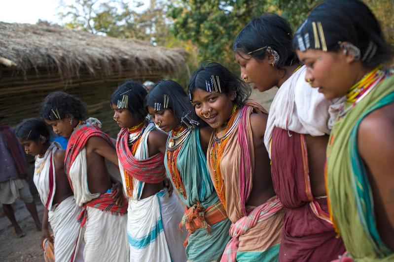 Visit Tribal Areas of Odisha