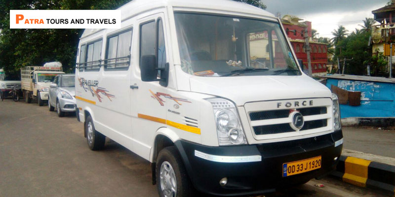 Tempo Traveler Services in Odisha For Local People and Tourists!