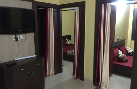 Book Deluxe 2BHK Flat at Puri Holiday Apartments