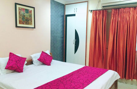 Book Family Suite Room at Puri Holiday Apartments