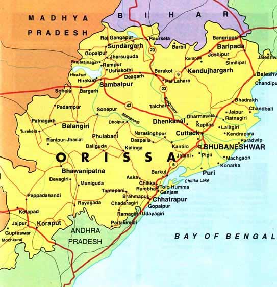 orissa-map