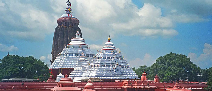 The Jagannath temple