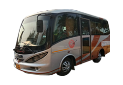 AC 13 SeaterSMLCoach(13+1 Driver)