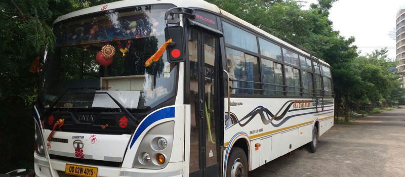 Volvo Multi Axle Sleeper Bus Price In India Scania