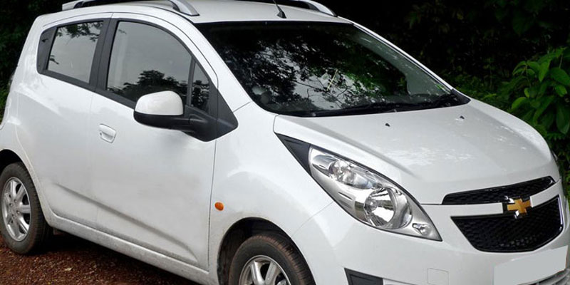 AC Chevrolet Beat (4+1 Driver)