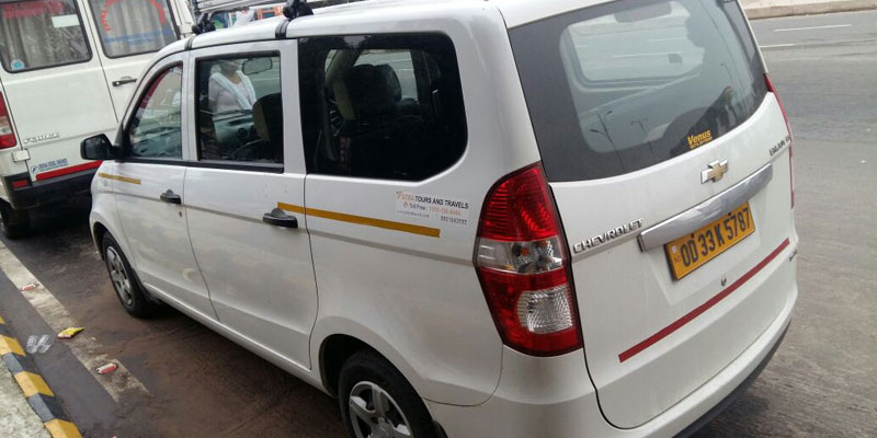 CHEVROLET enjoy TAXI