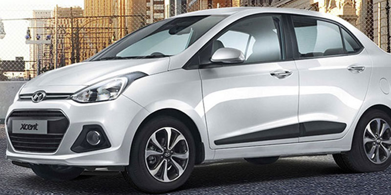 Hire Ac Hyundai Xcent In Odisha Orissa At Lowest Fares