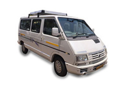 AC 9 Seater Tata Winger (9 + 1Driver)