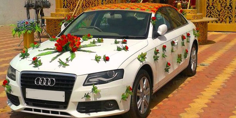 Hire A Luxury Wedding Car In Cuttack Rental