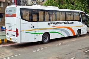 AC 44 Seater Coach