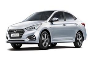 AC Hyundai Verna