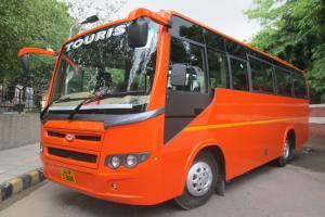 27 Seater AC Coach