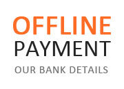 Offline Payment - Bank Details of Patra Tours And Travels