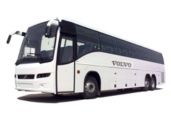 45 seater AC Volvo Bus