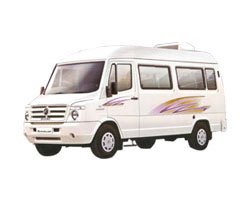 15 Seater Force Traveller