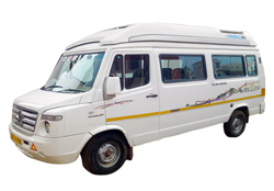 17 Seater AC Force Traveller
