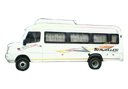 18 Seater Force Traveller