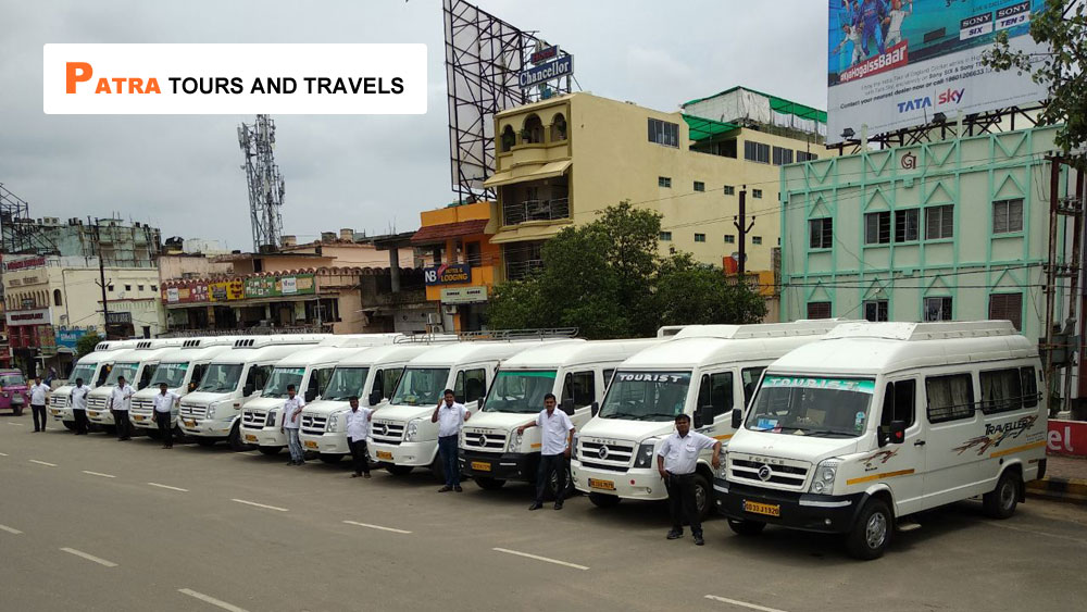 Tempo Traveller in Bhubaneswar