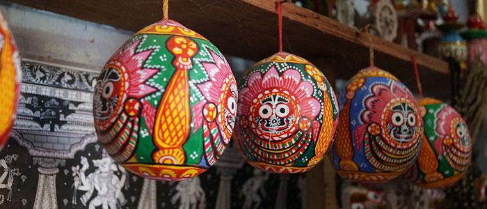 raghurajpur-artist-village
