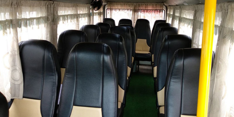 Tempo Traveller in Odisha