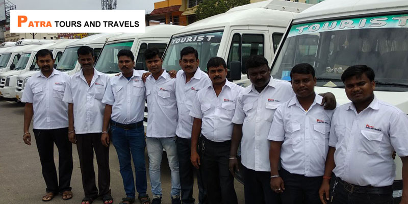 Hire Tempo Traveller from Patra Tours and Travels