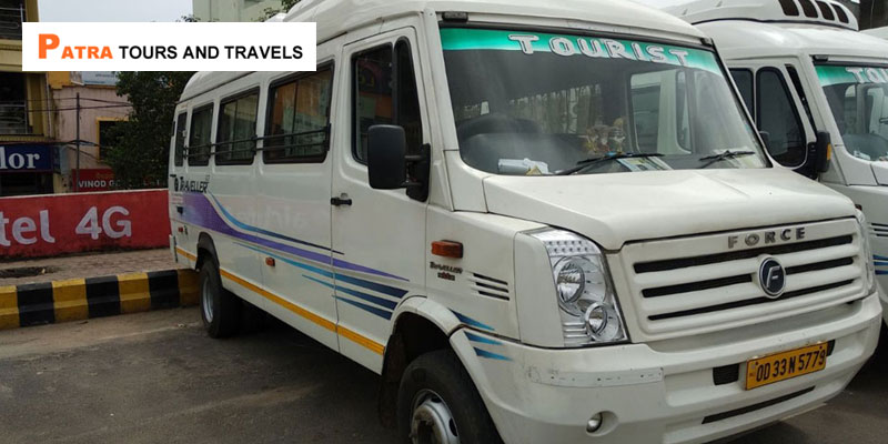 Patra Tours And Travels AC Tempo Traveller