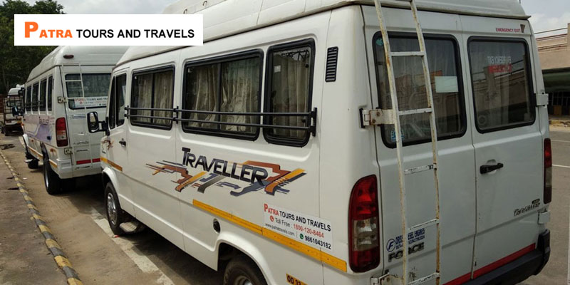 Patra Tours And Travels Tempo Traveller Odisha