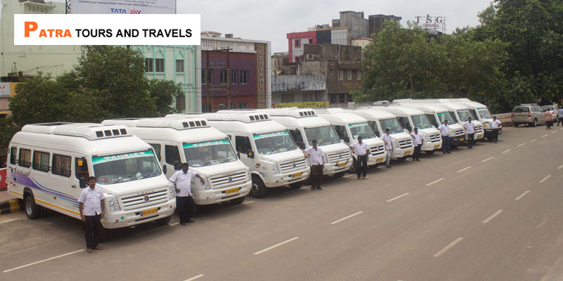 Patra Tours And Travels Tempo Traveller in Bhubaneswar Group