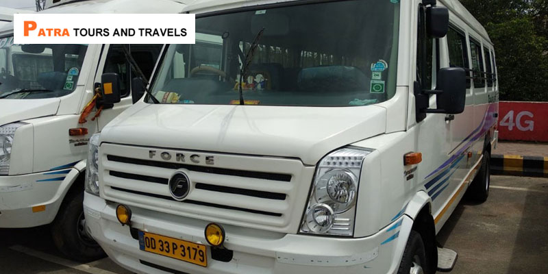 Patra Tours And Travels Tempo Traveller in Bhubaneswar