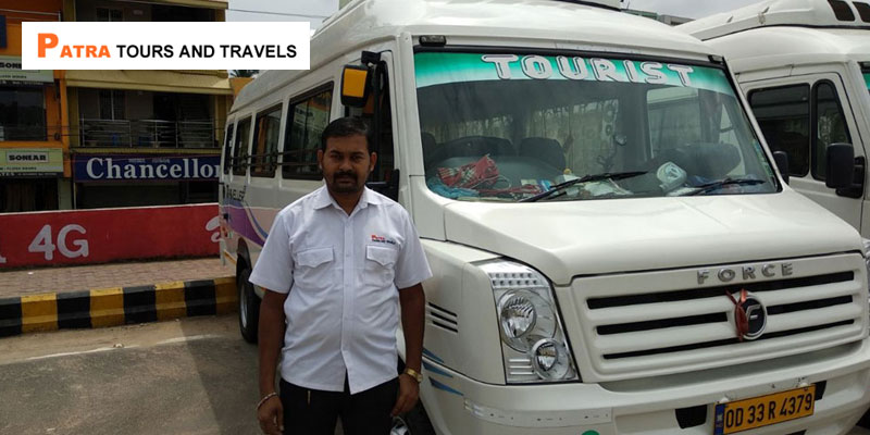 Patra Tours And Travels Tempo Traveller in Odisha