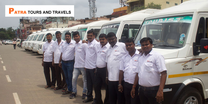 Tempo Traveller Cabs WithDriver