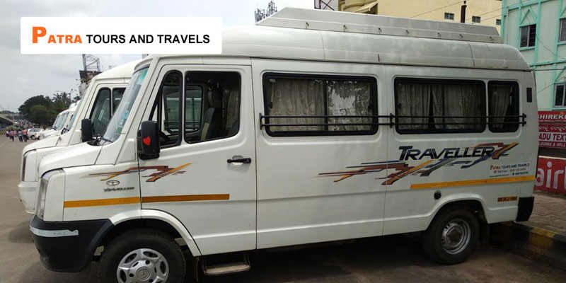 Tempo Traveller Patra Tours and Travels