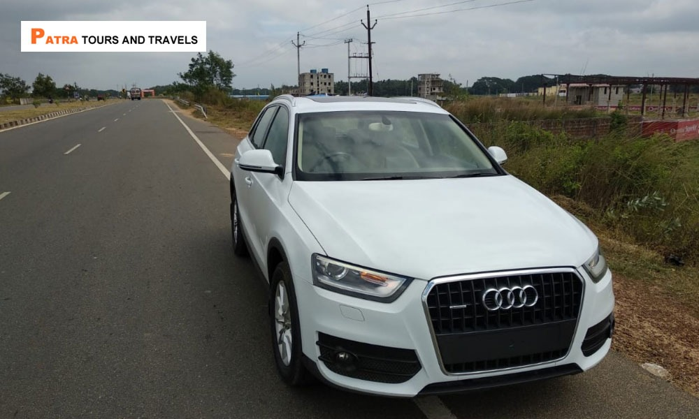 Hire Audi Luxury Car - Patra Tours And Travels BBSR