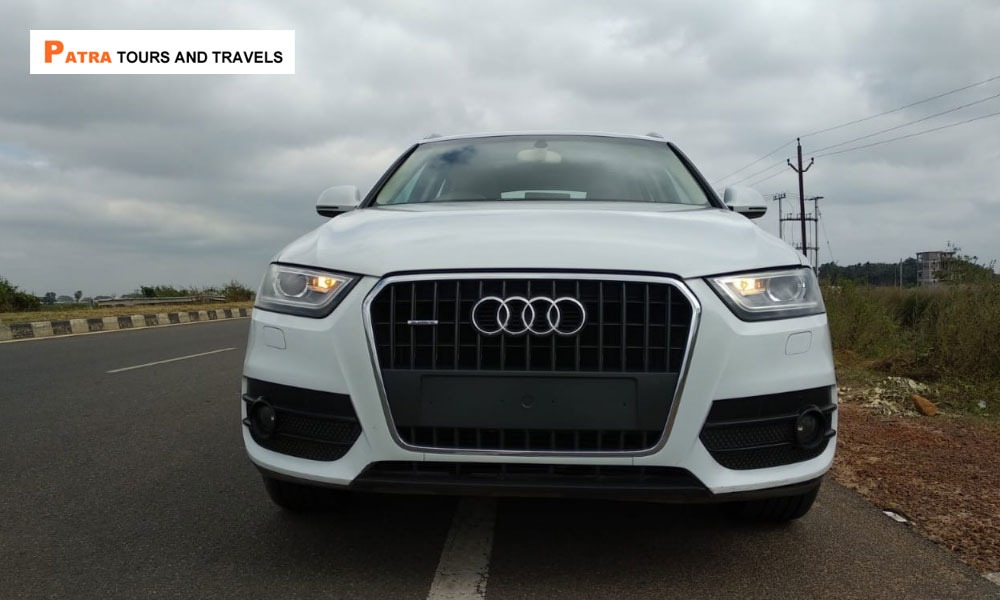Hire Audi Q3 Luxury pREMIUM Car - Patra Tours And Travels