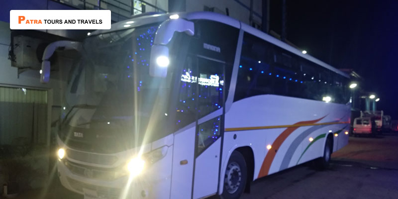 44 Seater Luxury Bus for Odisha Tour