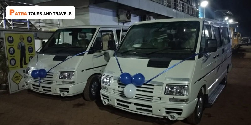 9 Seater Luxury Winger in Bhubaneswar
