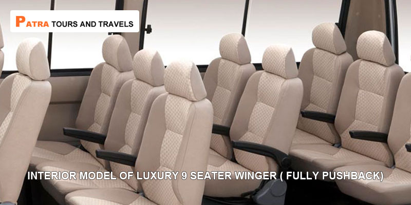 AC-9-Seater-Luxury-Winger - Patra Tours And Travels