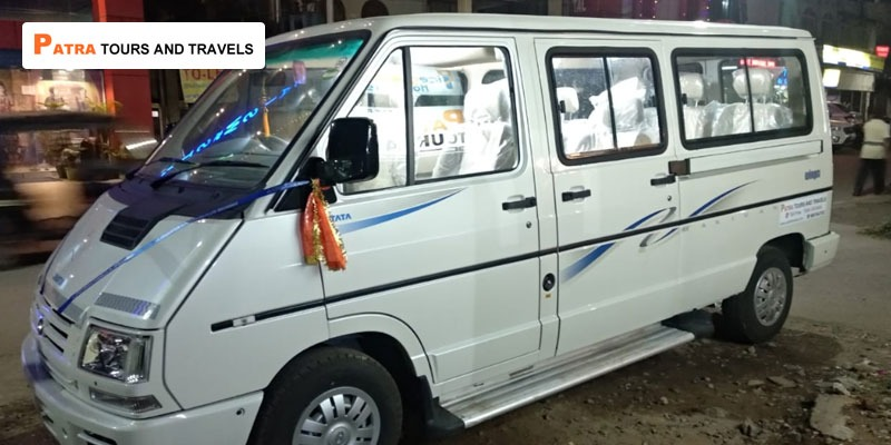 Ac 9 Seater Luxury Winger in Bhubaneswar odisha