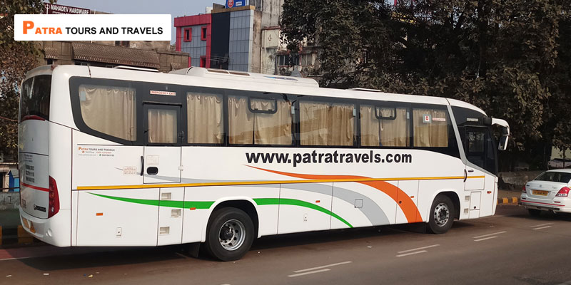 44 seater luxury coach - Patra Tours And Travels
