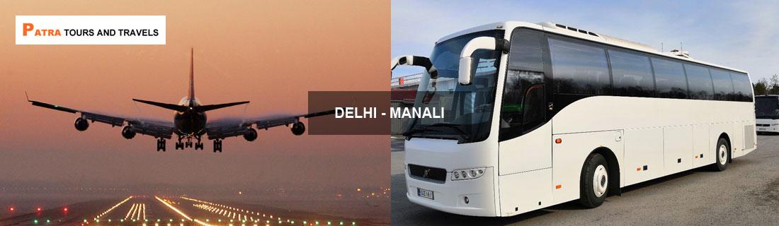 Delhi-Manalai-Tour