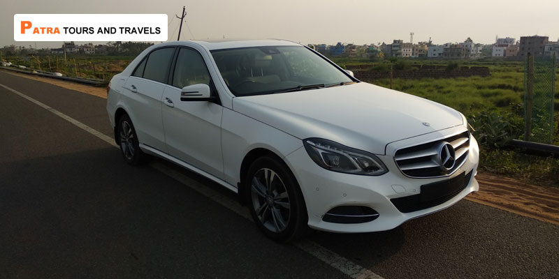 Hire Mercedes E250 in Bhubaneswar