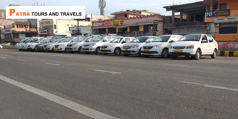 Car Rental in Bhubaneswar Puri - Patra Tours And Travels