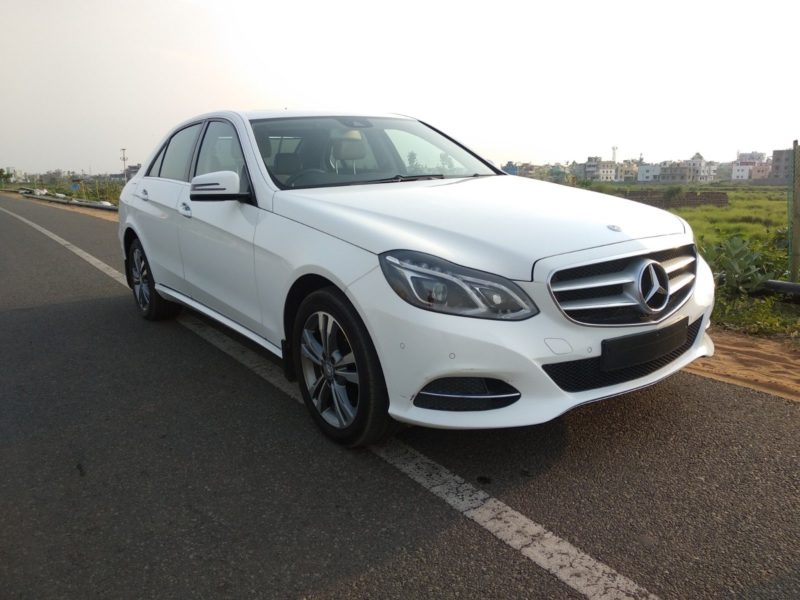Book Luxury Car Mercedes E250 - Patra Tours And Travels