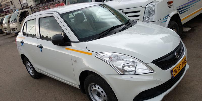 Car Rental Services in Bhubaneswar