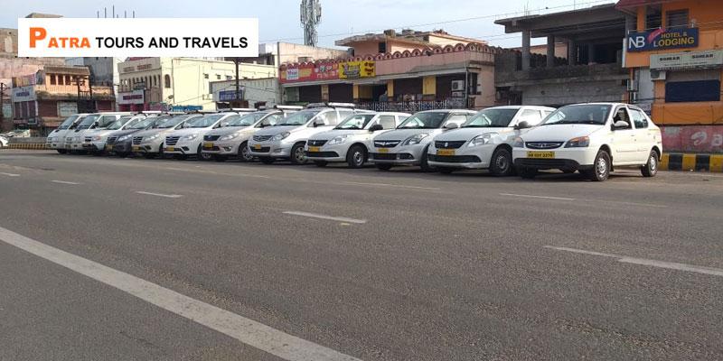 Car Rental Service in puri