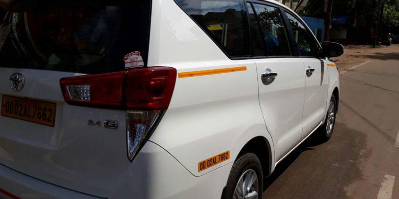 Taxi Service in Odisha