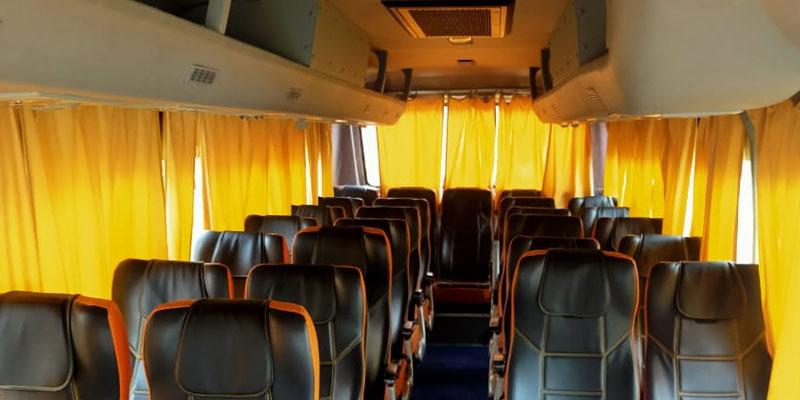 28-Seater-SML-Coach-odisha