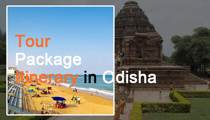 Tour Package Itinerary in Odisha
